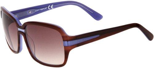 Replay Sonnenbrillen RE450S 56F 60 Neu Original Damen mit Etui