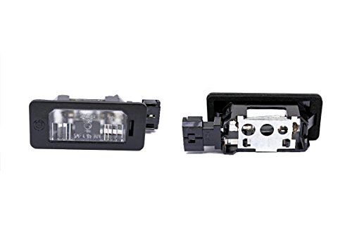 Kennzeichenbeleuchtung, 2 Stück, BMW 3er 5er E90 E91 E92 E60 E39 1995–2010