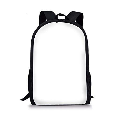 FOR U DESIGNS 15/18 inch 900D Laptop Backpack for Women Men Teen Girls Boys