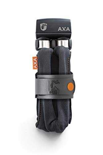 AXA Faltschloß FLC 800, Grau, 10 x 3 x 3 cm