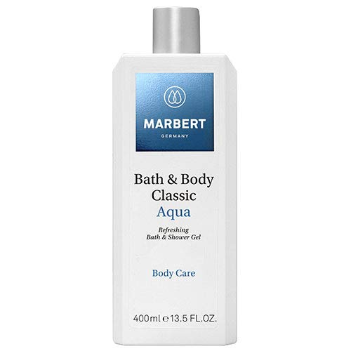 Marbert Bath & Body Classic Aqua Shower Gel - Duschgel 400