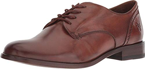 Frye James Lug Wingtip Shoes - Leather (for Men)