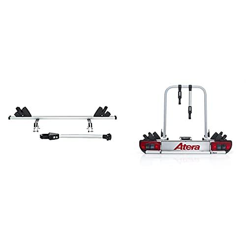 Atera 022610 Erweiterung DL/Sport 2 - Kupplungsträger & 022684 Fahrradträger Strada Sport M 2 - Kupplungsträger