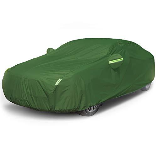 Whitejianpeak Compatible con Fundas de Coche Peugeot 2008, Revestimiento Impermeable, Tapa de Coche espesante de Uso General para Uso en Interiores y Exteriores