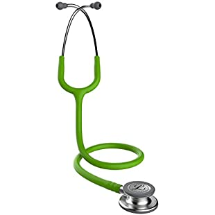 3M Littmann 5829 Classic III Stethoscope - Lime Green
