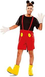 EUROCARNAVALES Disfraz de Ratón para adultos