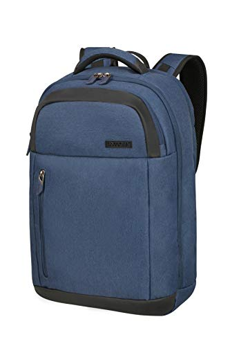 American Tourister Urban Groove Zaino Porta PC, 15.6 pollici, 47.5 cm, 27 L, Blu (Dark Navy)