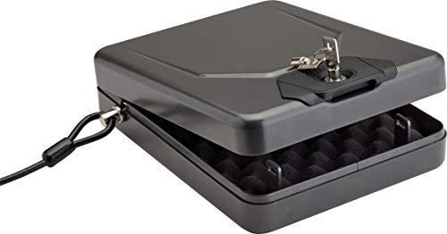 Hornady 98153 Alpha Elite Lock Box,Black