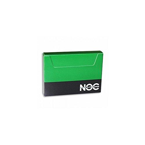 NOC V3 Deck (Green) by HOPC - Trick