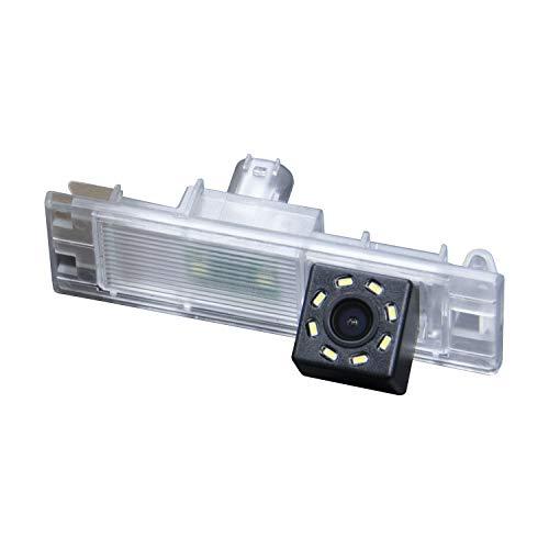 Telecamera di retromarcia HD 720p per parcheggio retromarcia in versione notturna (NTSC) per BMW Serie 1 M1 F20 F21 135i 116i 118i 120i 135i 2015-2018