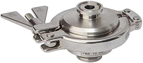Spirax Sarco BT6-BH Sanitary Balanced Pressure Thermostatic Steam Trap, ASMA BPE, 15 Ra EP - 1