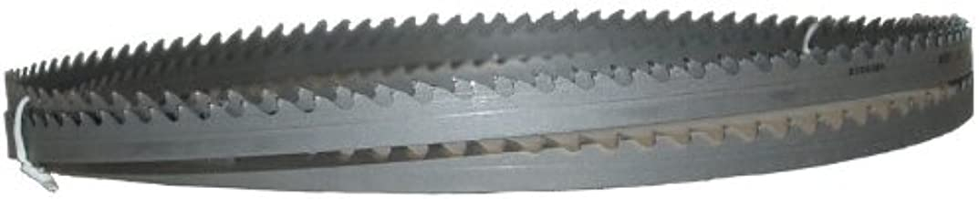 "Magnate M133E12T3 Carbide Tipped Bandsaw Blade, 133"" Long - 1/2"" Width; 3 Tooth; 0.025"" Thickness"