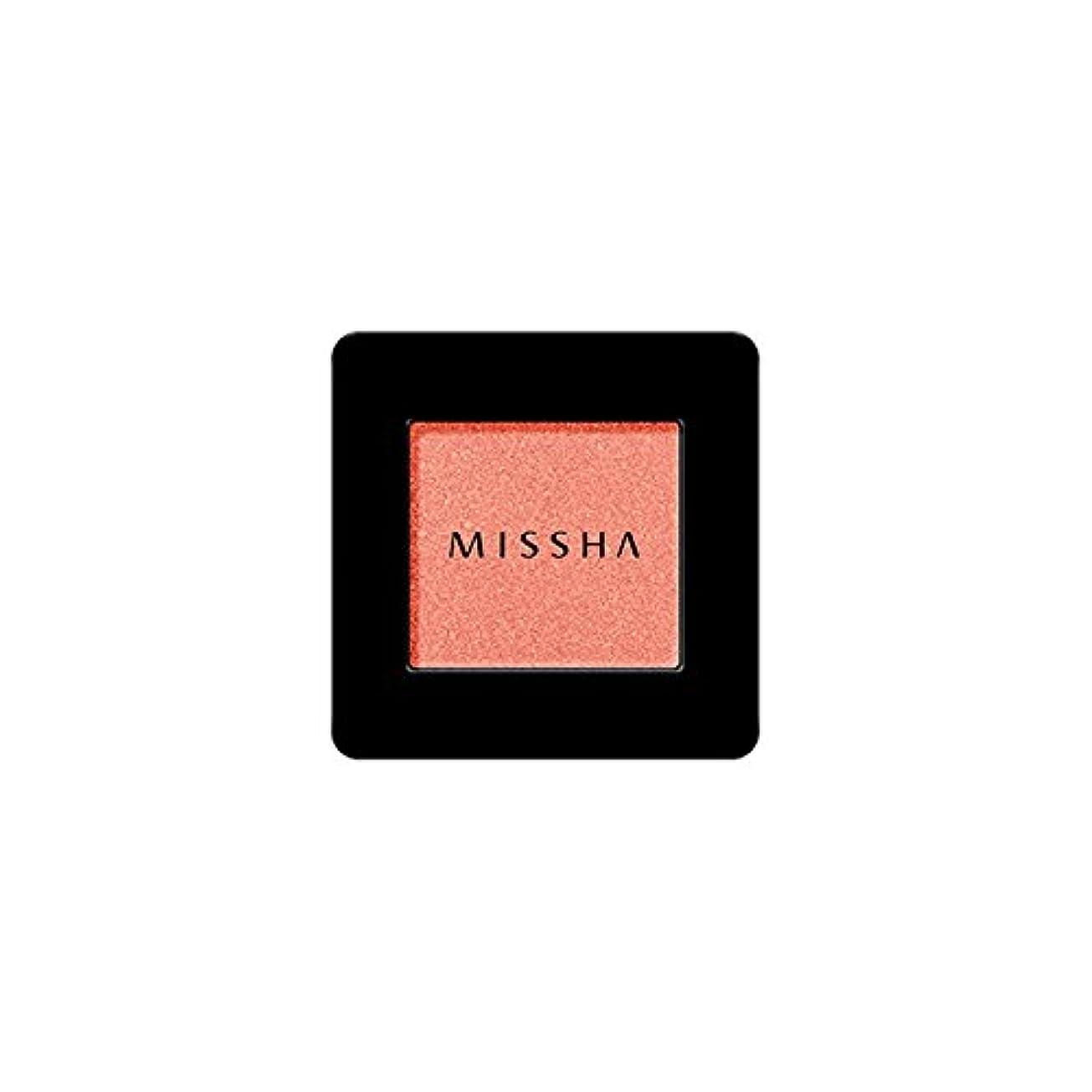 ちっちゃいシャッター調整MISSHA Modern Shadow [SHIMMER] 1.8g (#SRD01 Catch Fire)/ミシャ モダン シャドウ [シマー] 1.8g (#SRD01 Catch Fire)