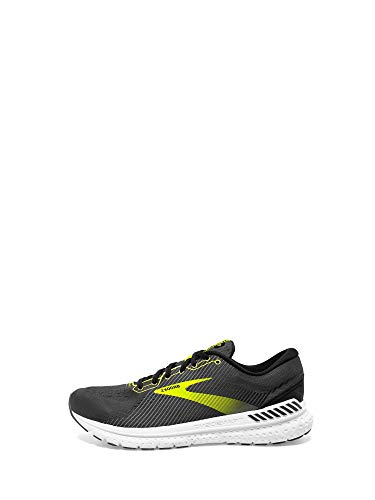 Brooks Transcend 7 Herren Laufschuh Black/Ebony/Nightlife - 9,5/43