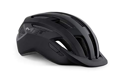 MET Allroad Helm Black Matte Kopfumfang L | 58-61cm 2021 Fahrradhelm
