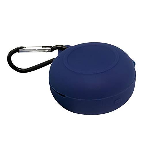 PIGMAMA HeadsetTragetasche Für LG Tone Free FN7 FN6 FN5 FN4 Bluetooth EarphonTasche Mit Metallhaken Schutzhülle Tasche wasserdichte HeadsetTasche Current