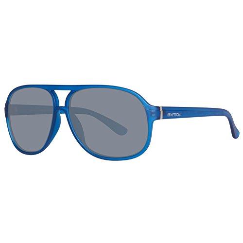 United Colors of Benetton BE935S04 Gafas de sol, Blue, 60 para Hombre