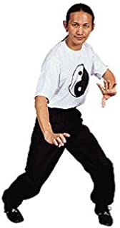 Proforce Kung Fu Pants - Black - Size 6