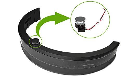iRobot Schwarz Stoßstange mit IR Sensor Roomba 700 800 Serie NEU