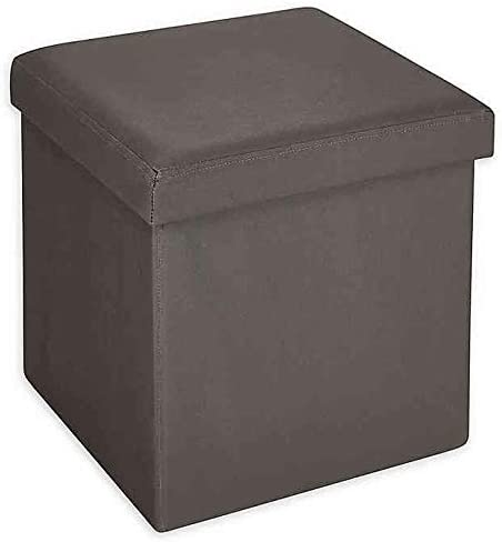 The 67% OFF of fixed price FHE specialty shop Group Folding Storage in Ottoman Grey