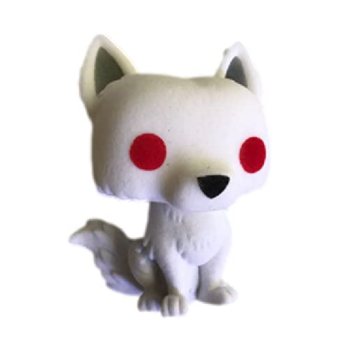 ZOXI Game of Thrones Pop 10Cm Vinyl - Ghost Jon Snow Dire Wolf Dragons
