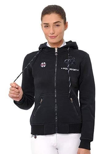SPOOKS Awa Jacket Sequin (Farbe: Navy; Größe: L)