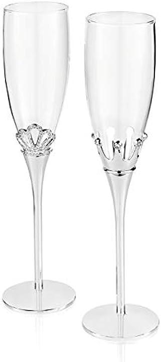 Coppia flute champagne ottaviani 77141
