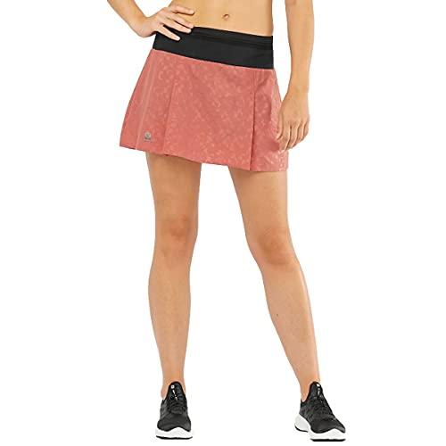 Salomon XA Skort Falda Pantalones Cortos Mujer Trail Running Senderismo