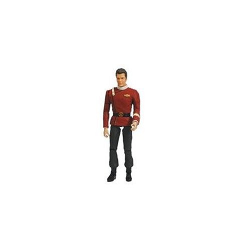 Star Trek II The Wrath of Khan Serie 1 Admiral Kirk 18cm Actionfigur