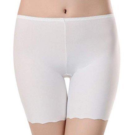 Esta.east Lace Leggings Shorts Leggings Modal Lace Skin Tone Size M (white7)