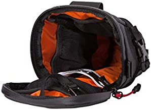 Two Wheel Gear Under Seat Bike Bag - Water Resistant Commuter Seat Pack for Bicycles with Waterproof Zippers, Perfect for Mountain Biking, Work, and Hiking