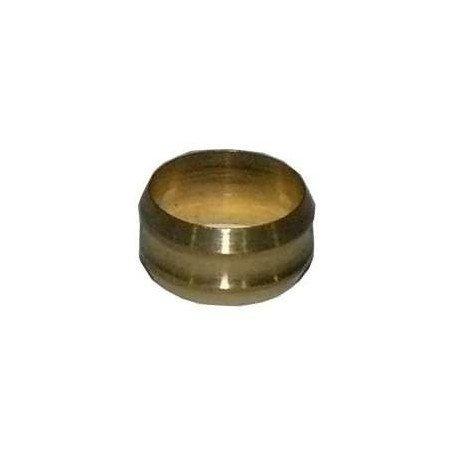 cubetasgastronorm–BICONO Messing, 12mm Linea weiß–a050140