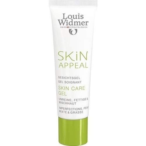 Louis Widmer Skin Appeal Skin Care Gel - 30 ml