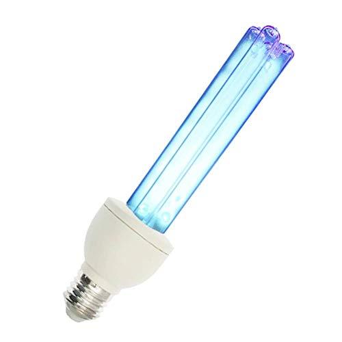 E27 Luz Ultravioleta UV Tubo de Bolas desinfección de la lámpara de...