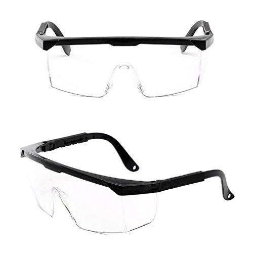 Gafas protectoras contra la arena Gafas de seguridad Gafas Gafas de seguridad en el trabajo Protección contra el viento y el polvo Anti niebla