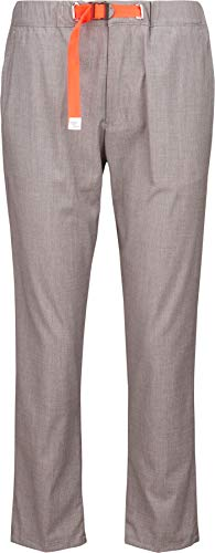 White Sand Damen Chino Hose in Dunkelgrau meliert 46 IT/L