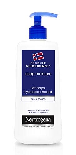 Neutrogena Loción Corporal Hidratación Intensa - 400 ml.