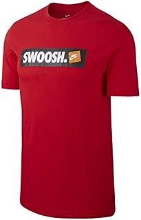 (ナイキ) Nike Swoosh Bumper Sticker T-Shirt メンズ Tシャツ [並行輸入品]