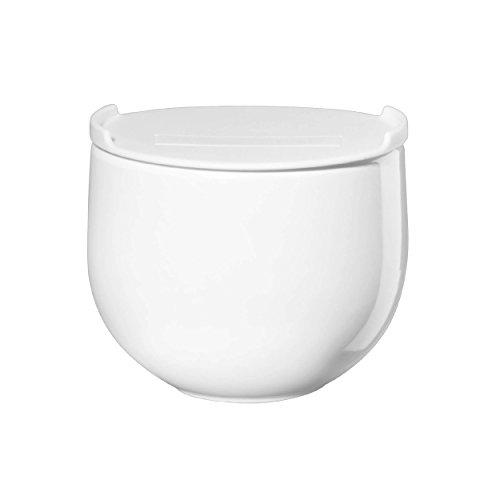 ASA Vorratsdose, Keramik, Weiß, 9.5 cm