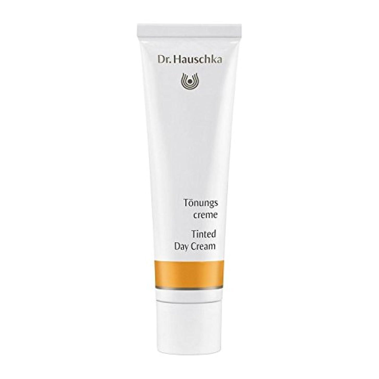 アンタゴニスト好戦的な洗練ハウシュカ着色デイクリーム30 x2 - Dr. Hauschka Tinted Day Cream 30ml (Pack of 2) [並行輸入品]