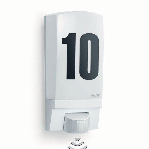 Steinel Sensor Außenleuchte L 1 weiß EEK: E - A++