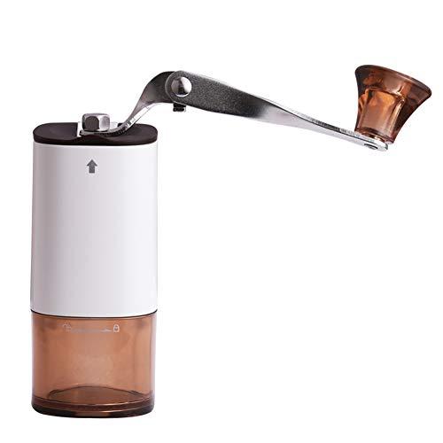 Handmatige Koffiemachine Slijper Draagbare Hand Slijper Mini Koffiebonen Slijper met Opbergtas, Kan Oneindig Grond, Voor Reizen Thuis