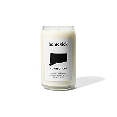 Homesick Scented Candle, Connecticut