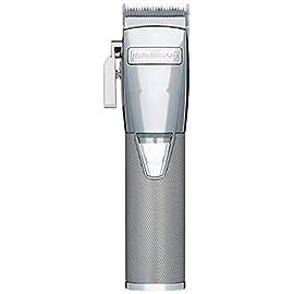 - 31qdr7nohnL - BaBylissPRO FX870S SILVERFX Cord/Cordless Lithium Hair Clipper