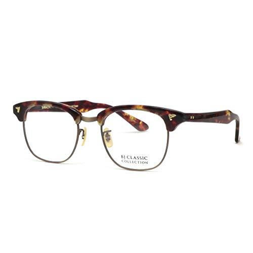BJ CLASSIC(ビージェイクラシック)s-832 c3 49mm カラー c3(ブラウン) メンズ メガネ 眼鏡 サングラス 【...