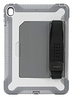 Targus SafePort Rugged Apple iPad (2018/2017), 9.7-Inch iPad Pro & iPad Air 2 Protective Tablet Case with Hands Free Kickstand, Drop- Safe Protection, Water-resistant, Anti-Scratch, Gray (THD200GL) (B07DNY8CN7)   Amazon price tracker / tracking, Amazon price history charts, Amazon price watches, Amazon price drop alerts