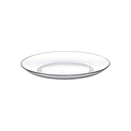 Leonardo 024017 Teller/Kuchenteller/Frühstücksteller - Glas - Senso - Ø 21 cm