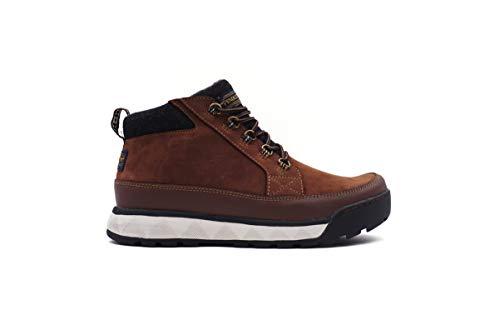 Pendleton Men's Kinsman Trail Waterproof Leather & Pendleton Wool Waterproof Hiking Boot Pinecone, 11