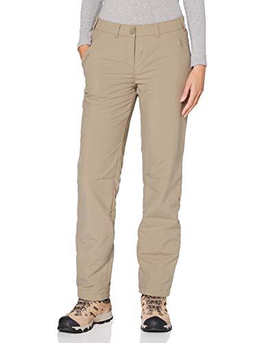 Schöffel Santa Fe W Pantalon Femme, Brindle, FR : XL (Taille Fabricant : 84)