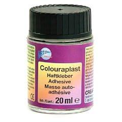 CREARTEC - Colouraplast Haftkleber - hervorragend zum kleben von Schmelzgranulat - 50g - Made in Germany